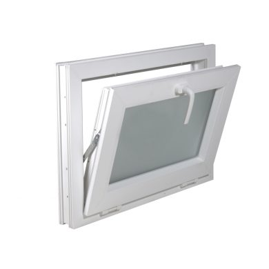 janela PVC basculante